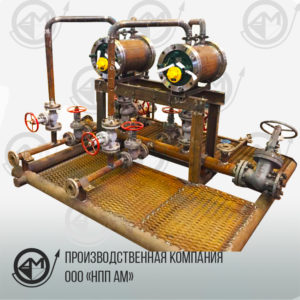 Установки для измерения продукции и дебита скважин